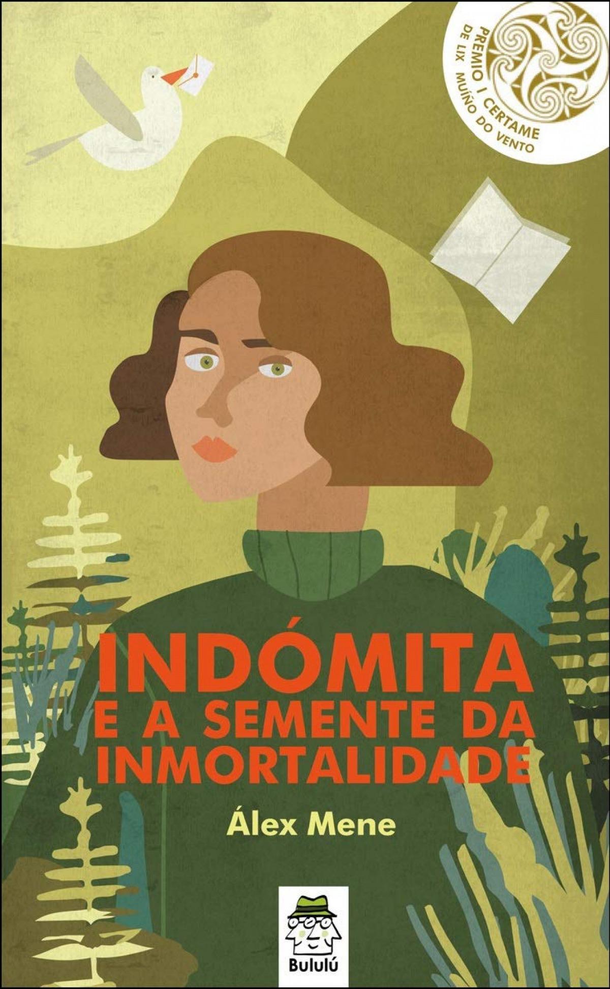 INDÓMITA E A SEMENTE DA INMORTALIDADE