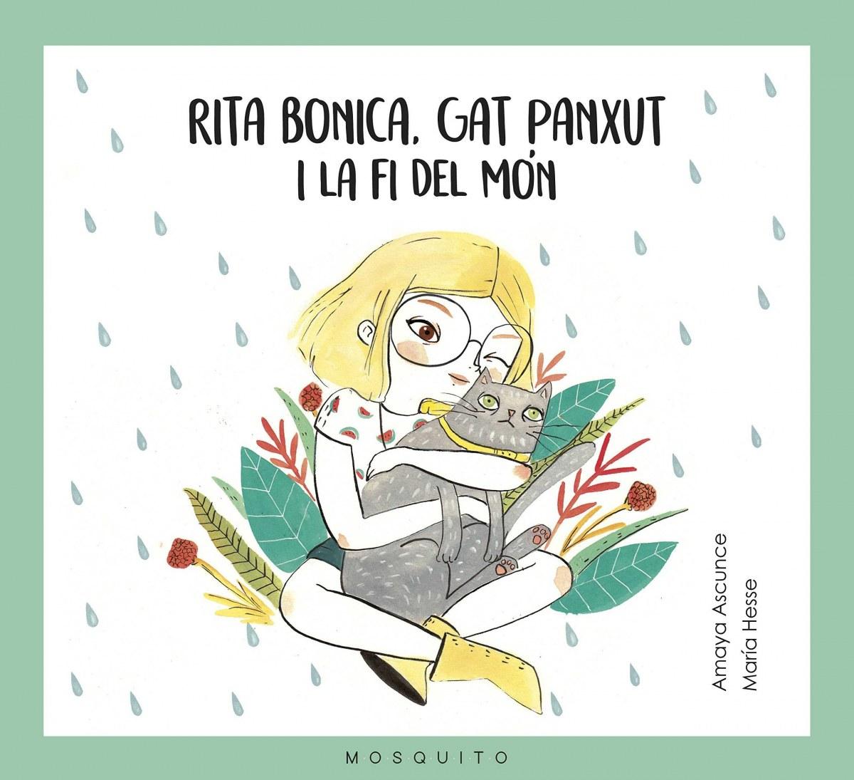 RITA BONICA, GAT PANXUT I LA FI DEL MÓN