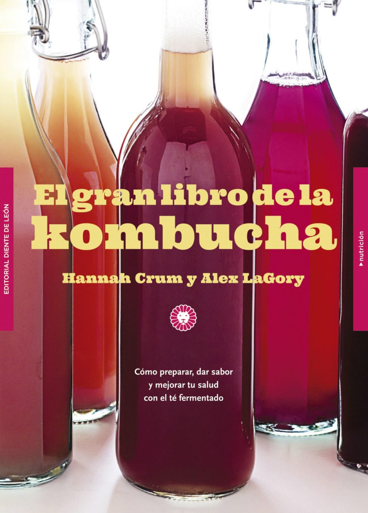 EL GRAN LIBRO DE LA KOMBUCHA