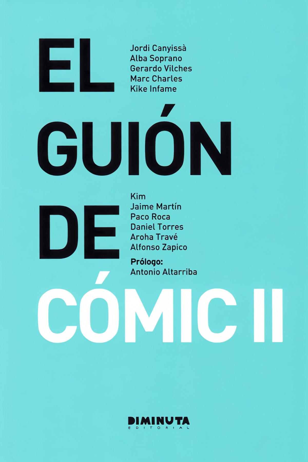 GUION DE COMIC, 2