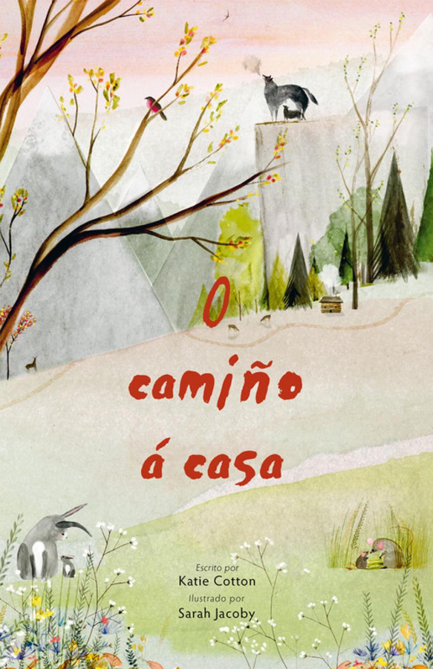 O CAMIÑO A CASA