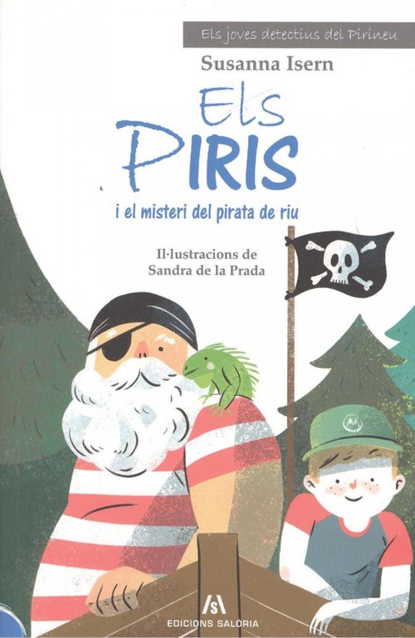 ELS PIRIS I EL MISTERIO DEL PIRATA DE RIU
