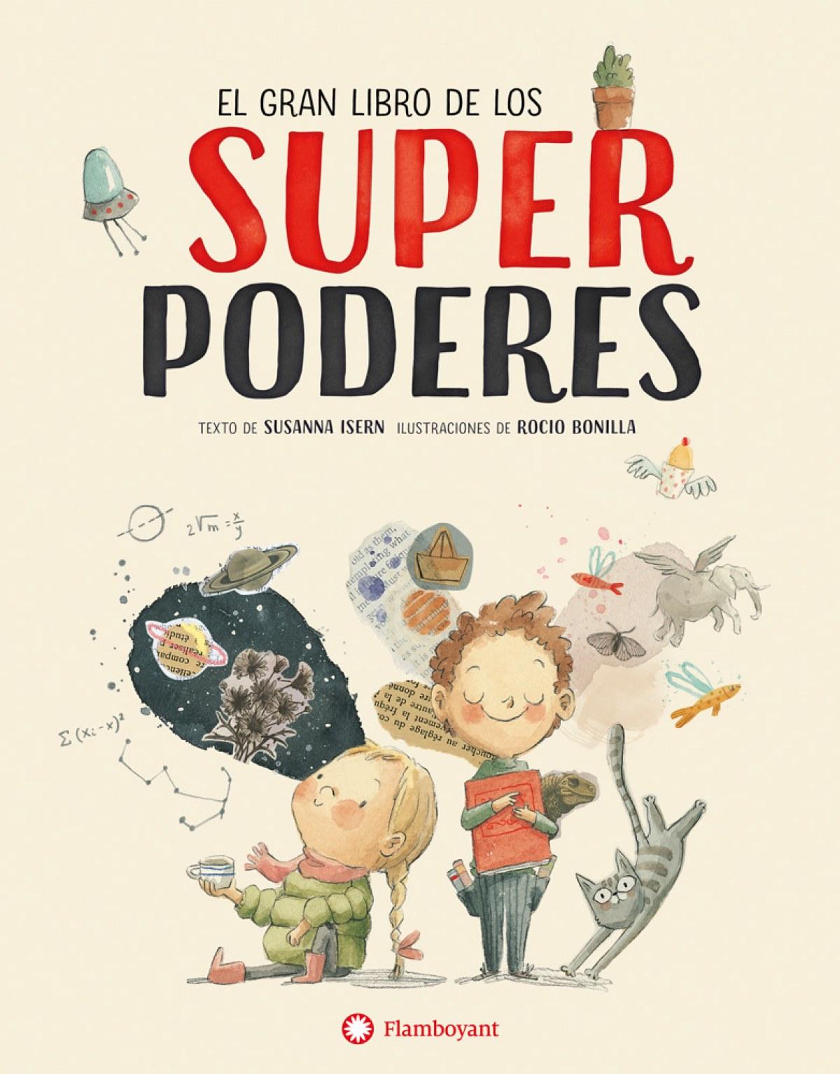 EL GRAN LIBRO DE LOS SUPERPODERES 9788494717376