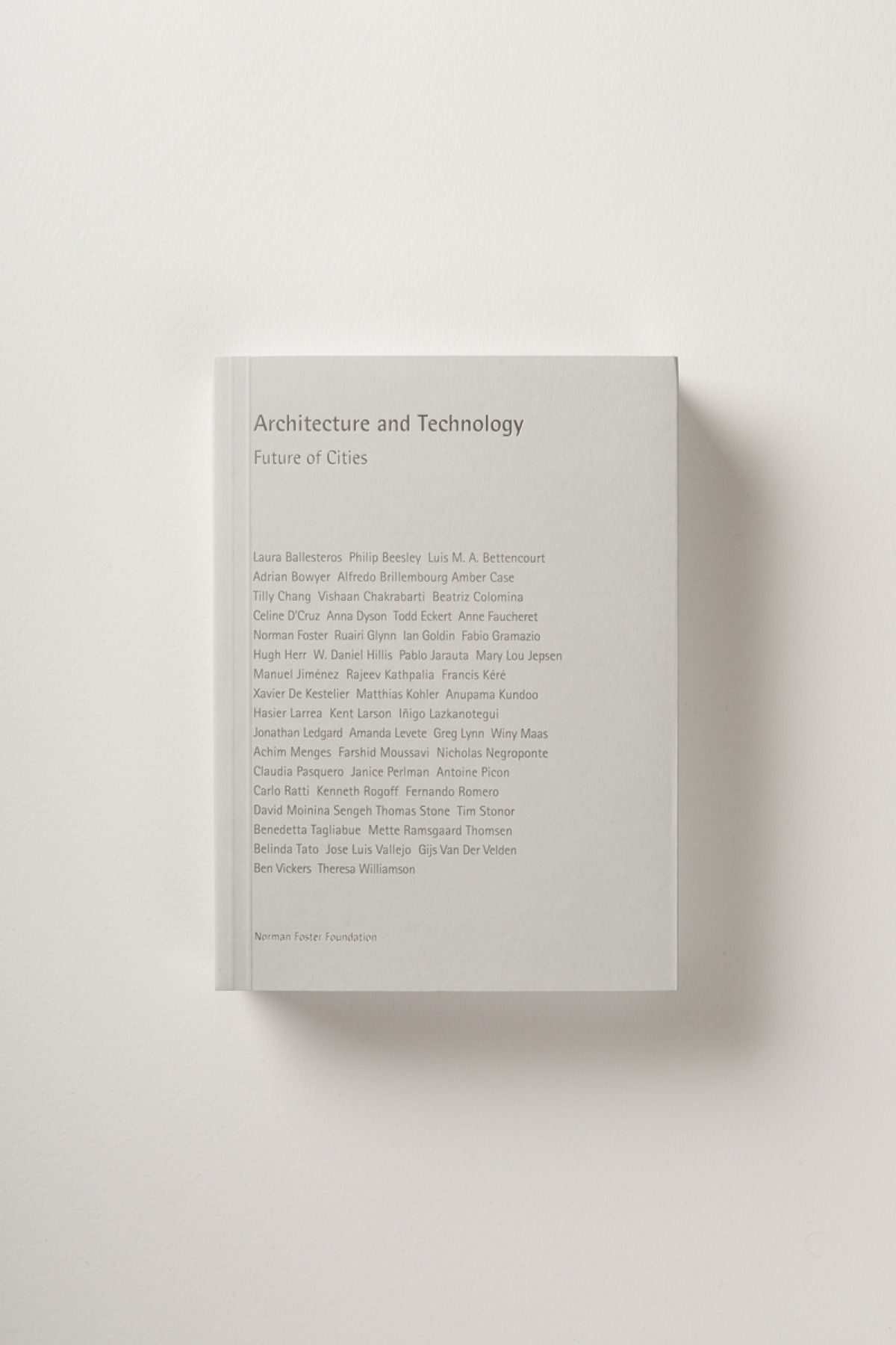 Architecture and Technology: Future of cities
