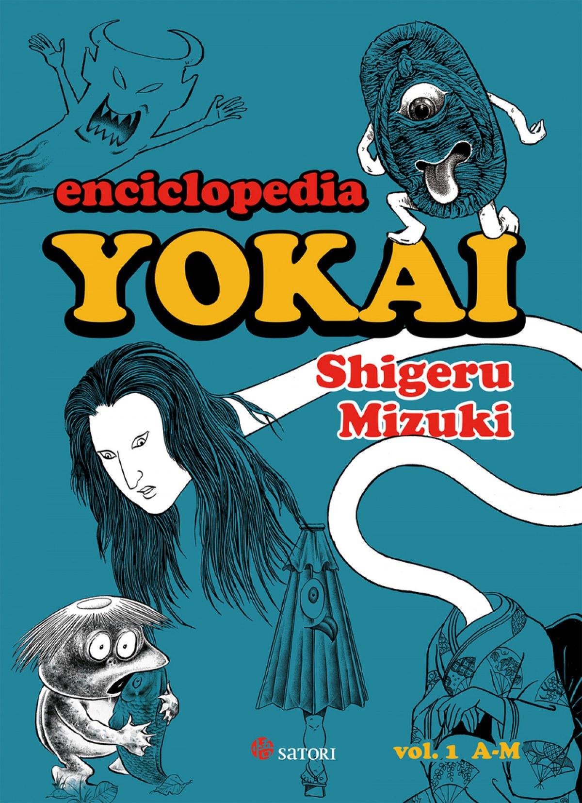 I.ENCICLOPEDIA YOKAI