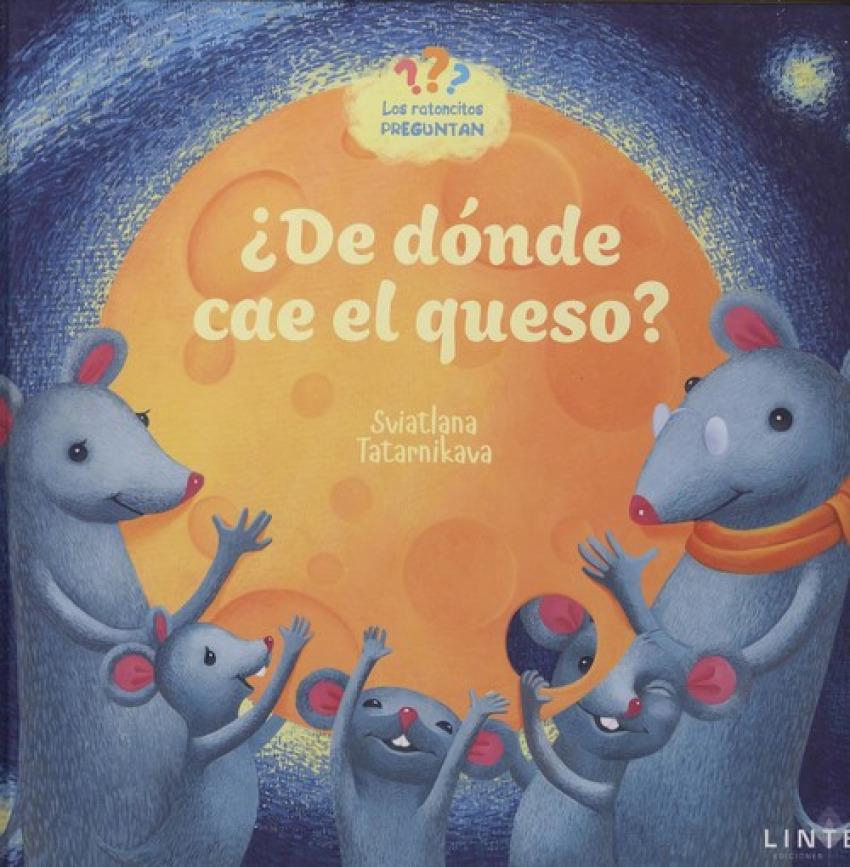 DE DONDE CAE EL QUESO