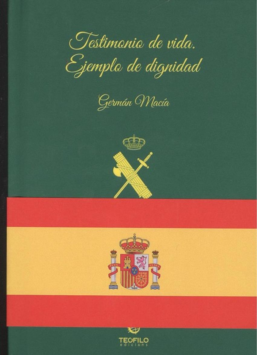 TESTIMONIO DE VIDA. EJEMPLO DE DIGNIDAD