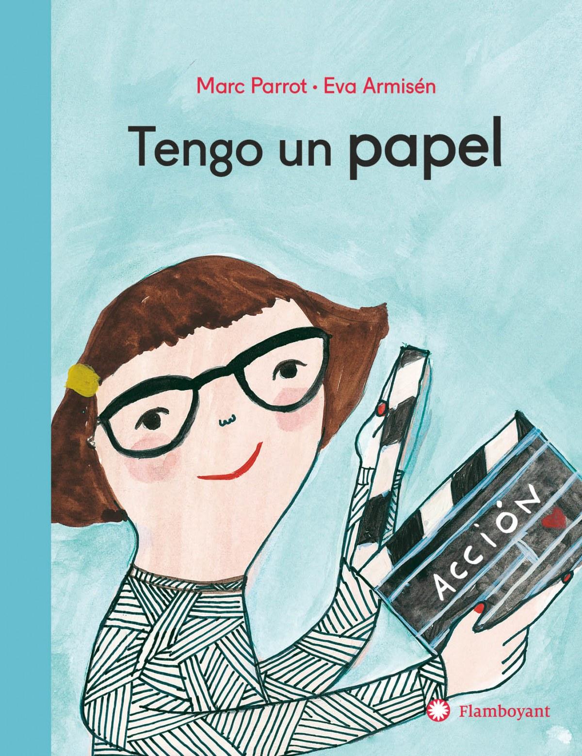 TENGO UN PAPEL  +CD 9788494783586