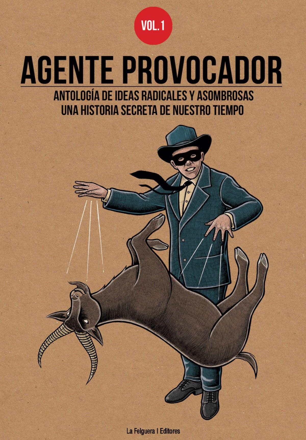 AGENTE PROVOCADOR VOLUMEN 1