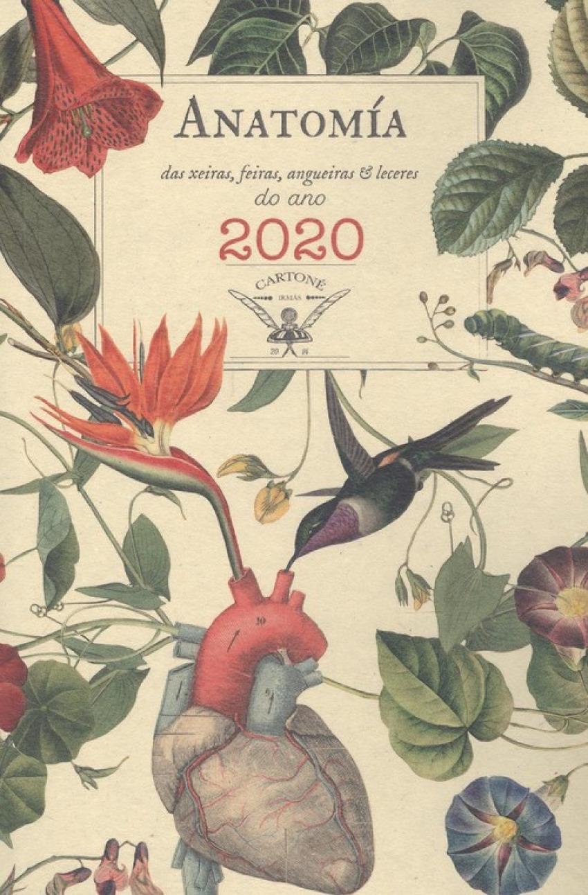 AXENDA 2020 ANATOMÍA DAS XEIRAS, FEIRAS, ANGUEIRAS E LECERES
