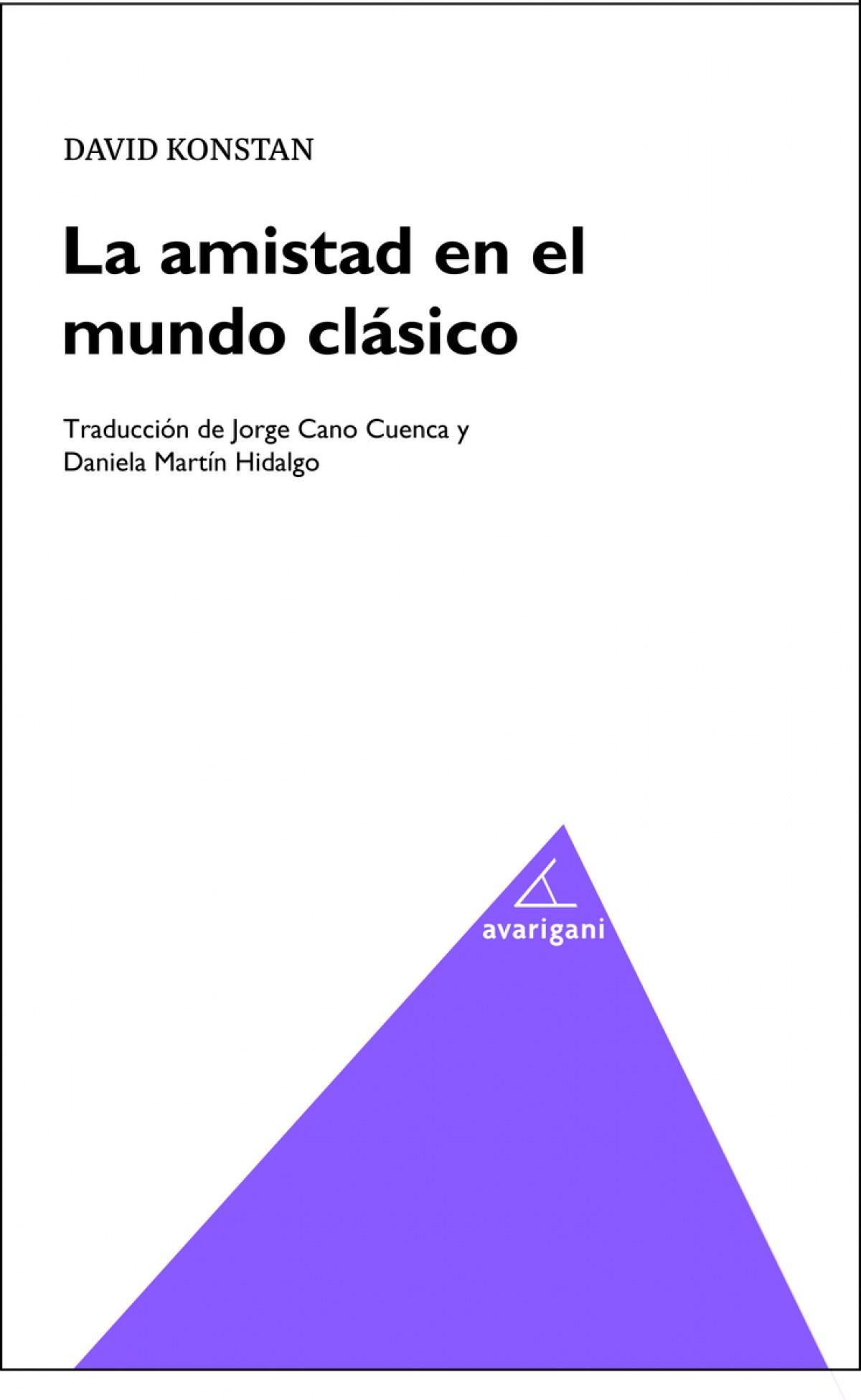 LA AMISTAD EN EL MUNDO CLÁSICO