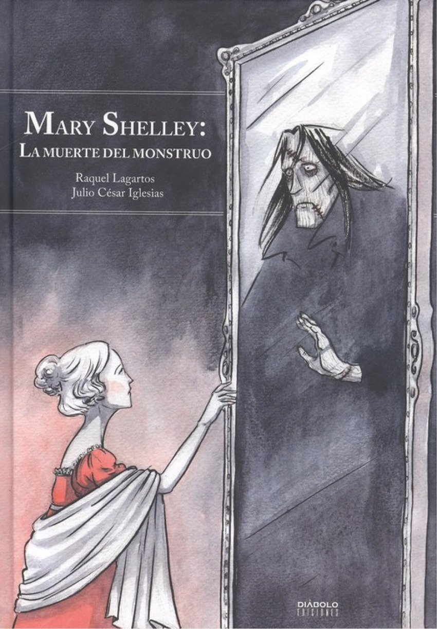 MARY SHELLEY 9788494903038