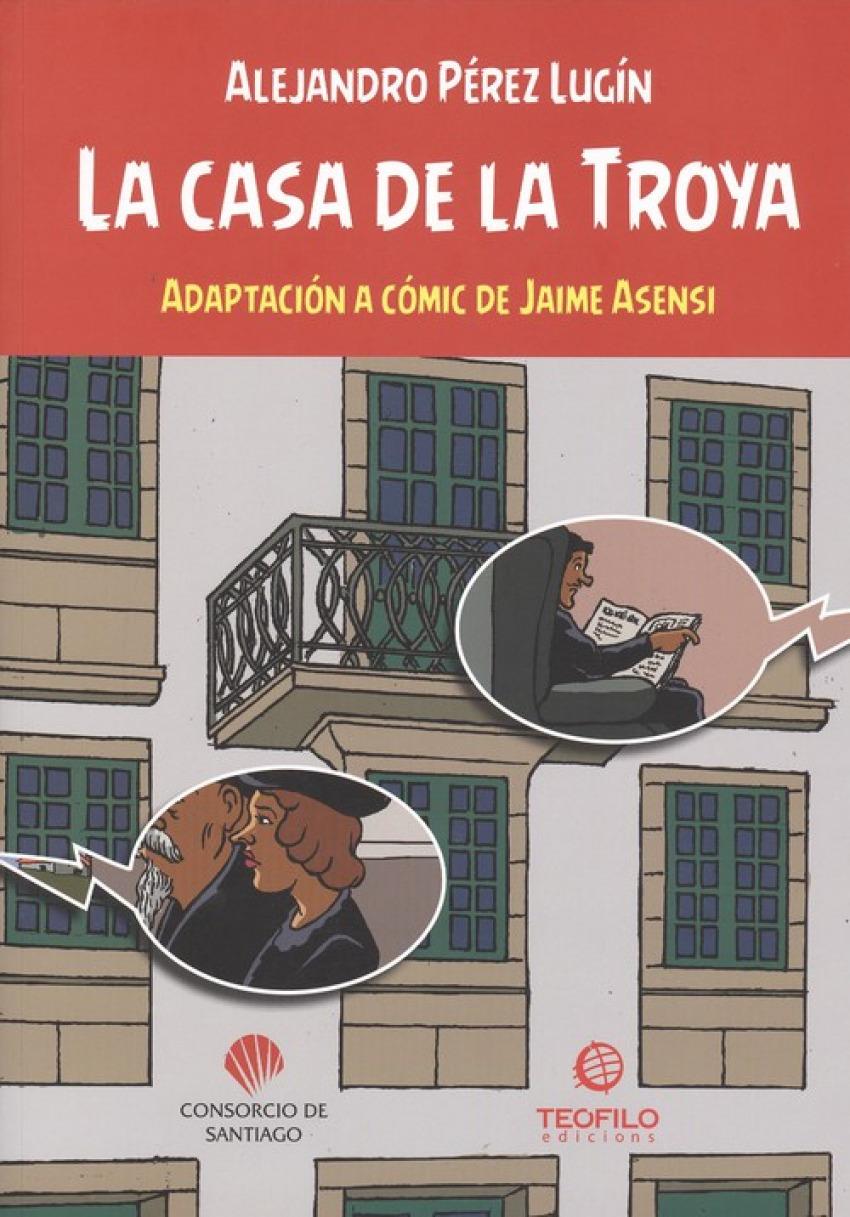 LA CASA DE LA TROYA