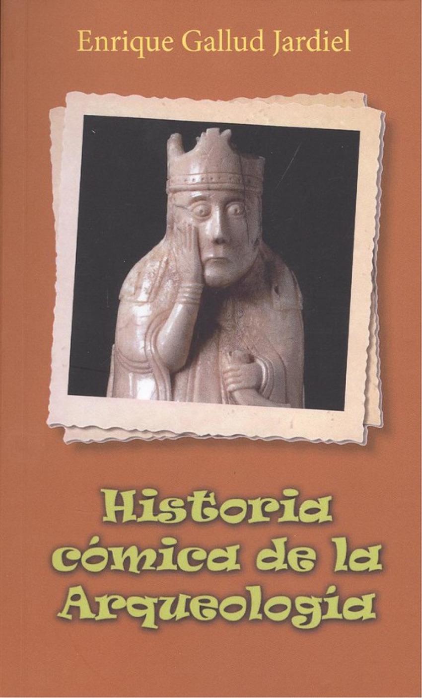 HISTÓRIA CÓMICA DE LA ARQUEOLOGÍA