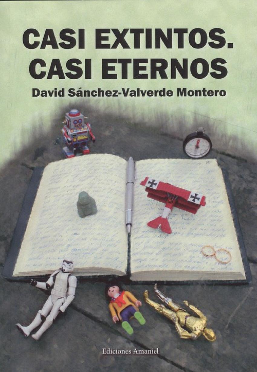CASI EXTINTOS. CASI ETERNOS