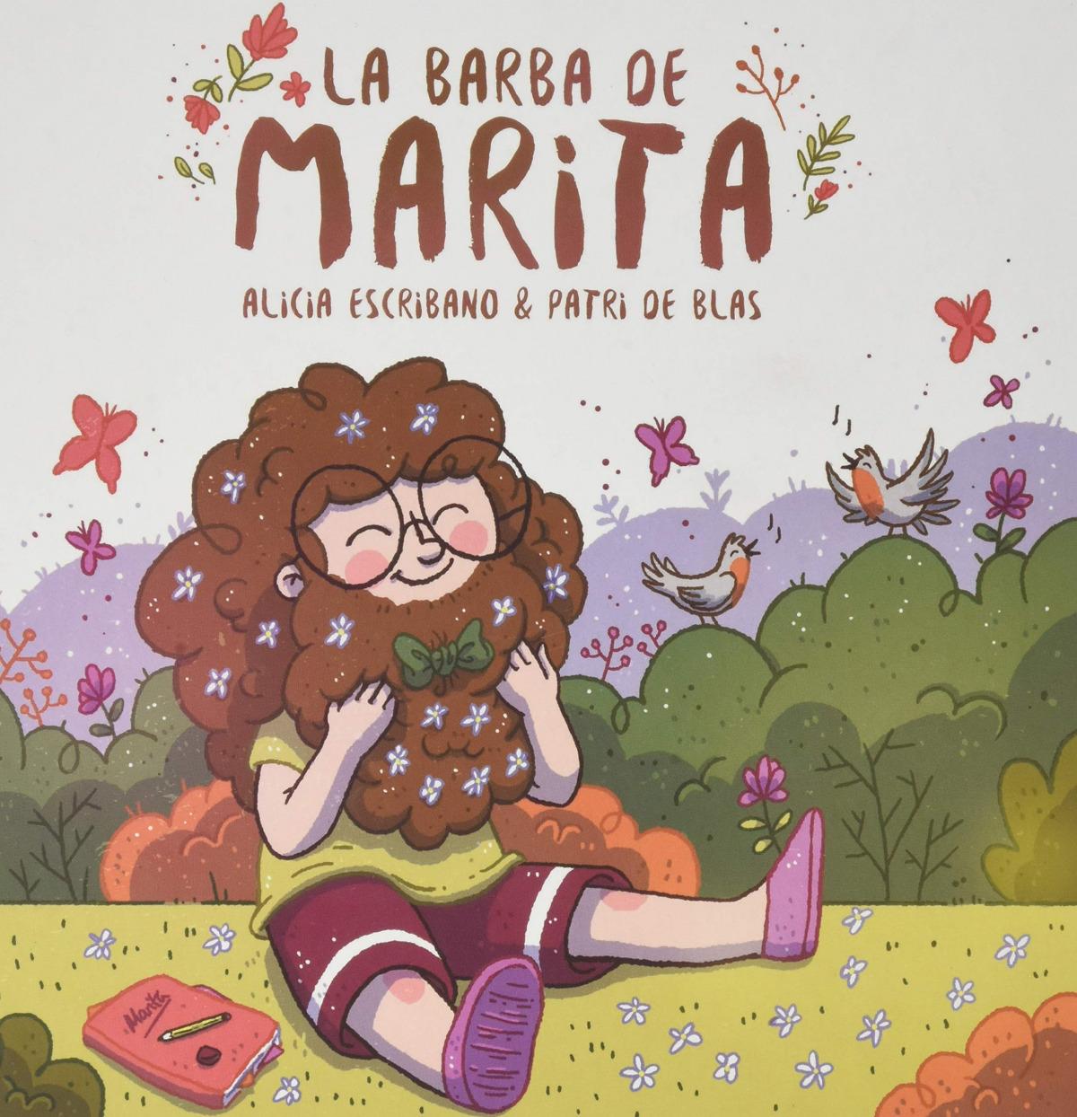 LA BARBA DE MARITA