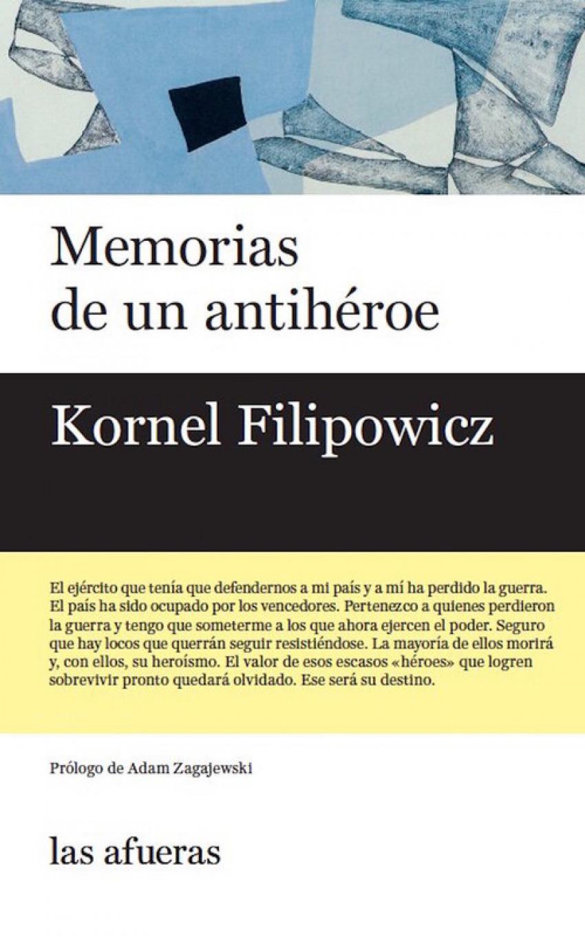 MEMORIAS DE UN ANTIHÈROE