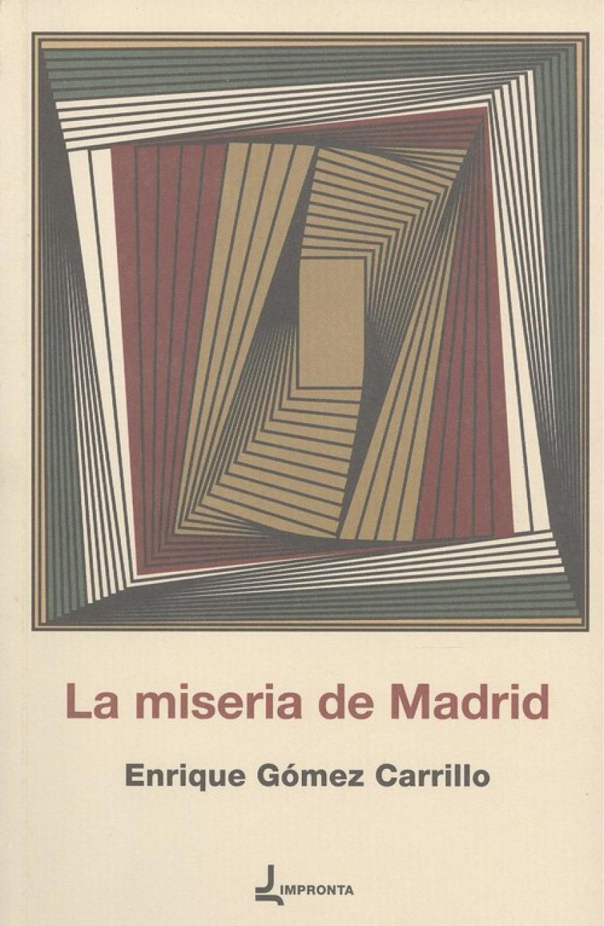 LA MISERIA DE MADRID
