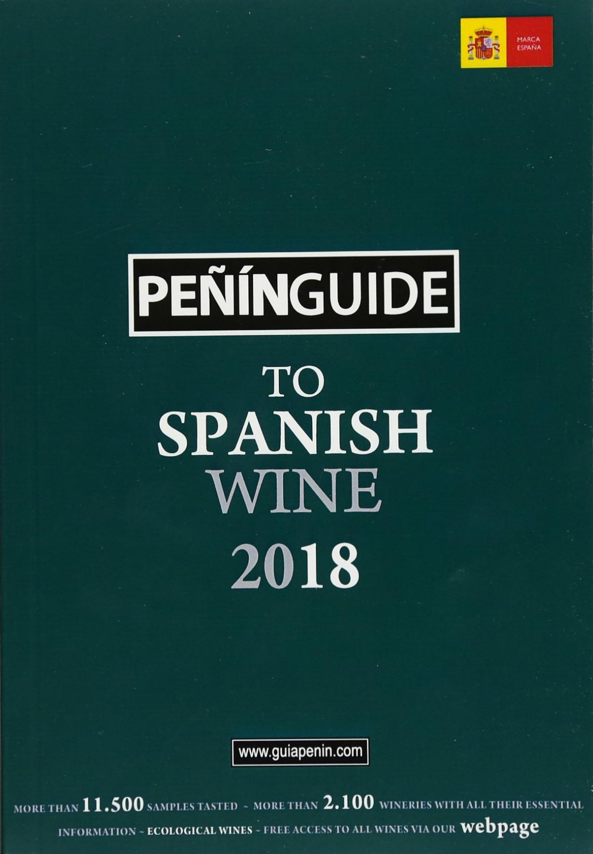 PEÑIN GUIDE TO SPANISH WINE 2018