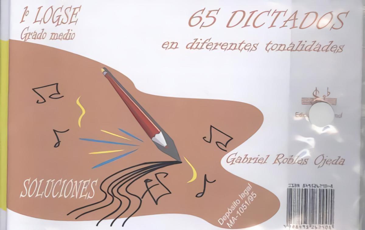 65 DICTADOS EN DIFERENTES TONALIDADES