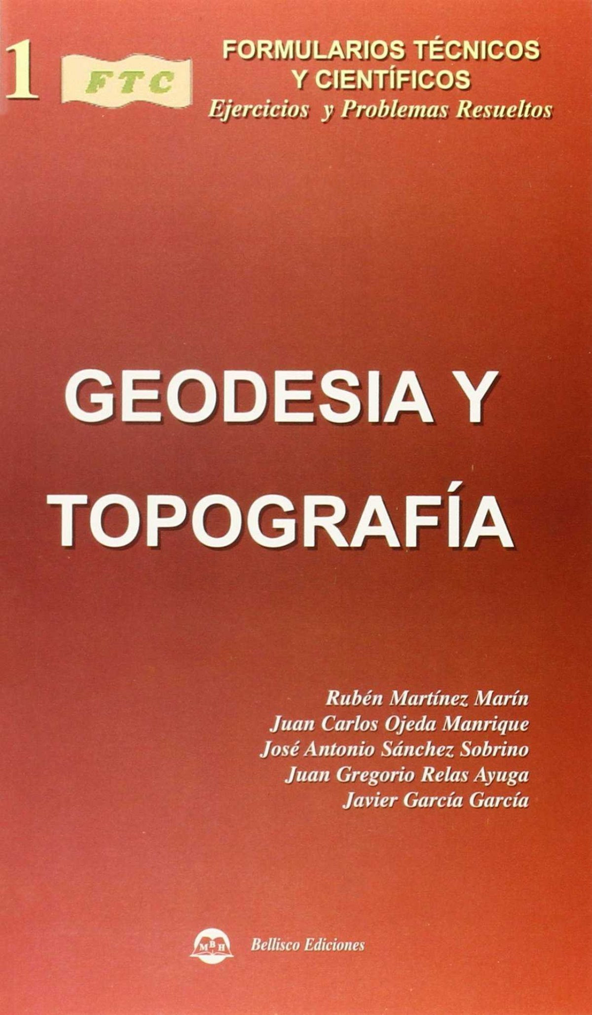 Formulario tecnico geodesia topografia problemas resueltos