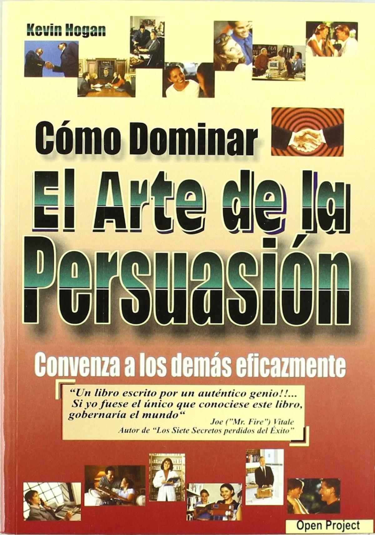 Como dominar el arte de la persuasion