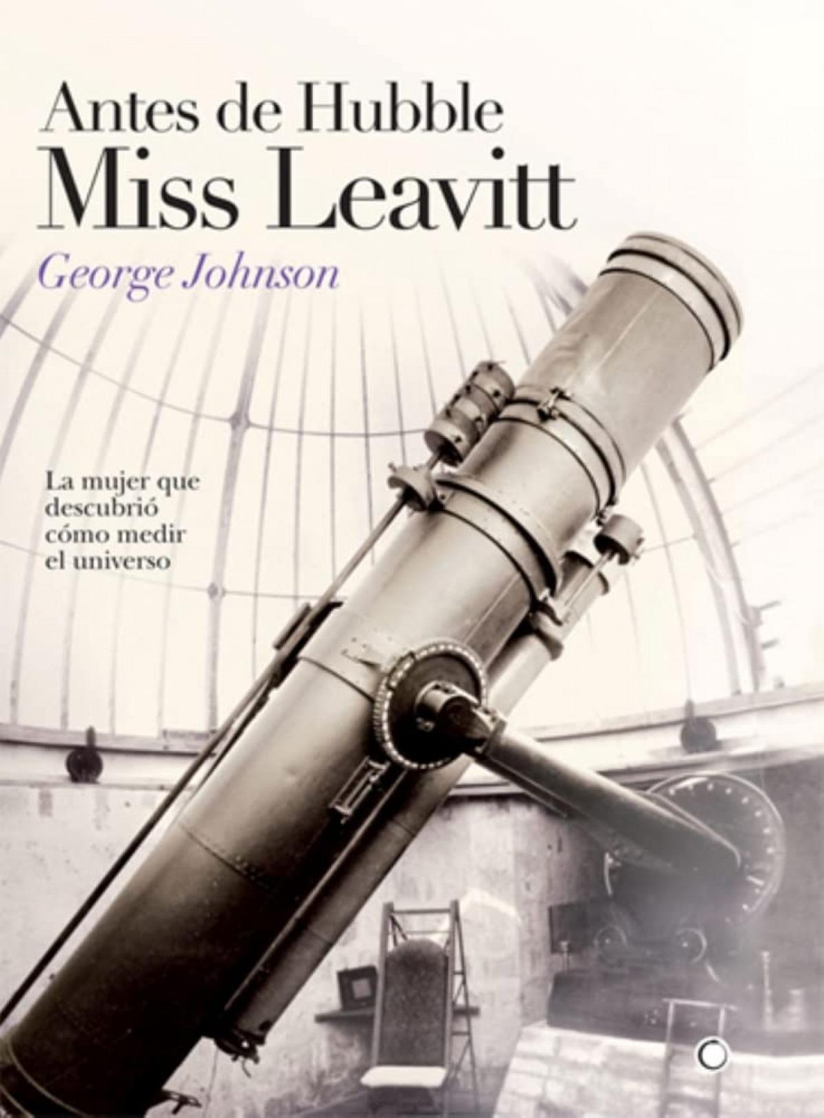 ANTES DE HUBBLE MISS LEAVITT