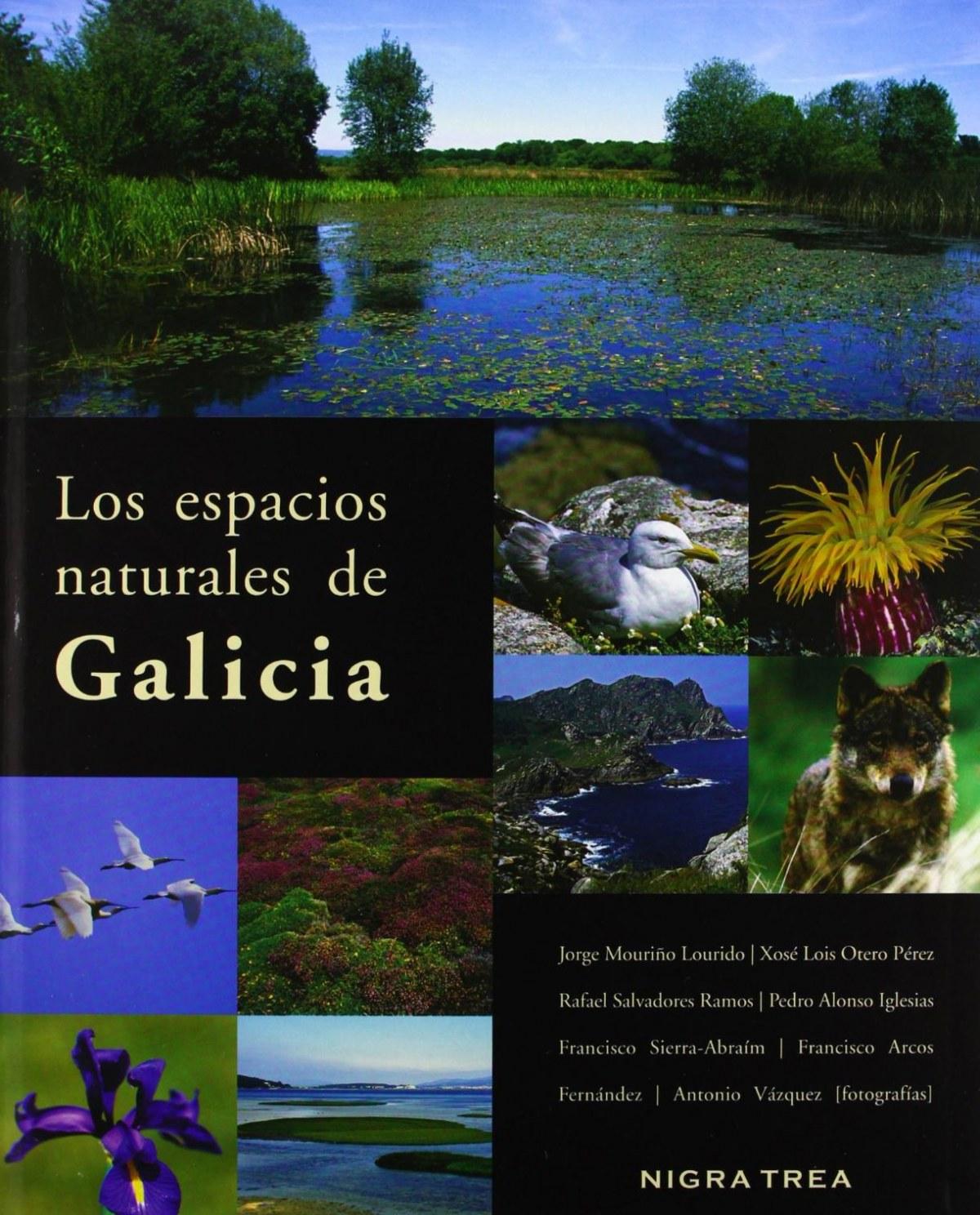 LOS ESPACIOS NATURALES DE GALICIA