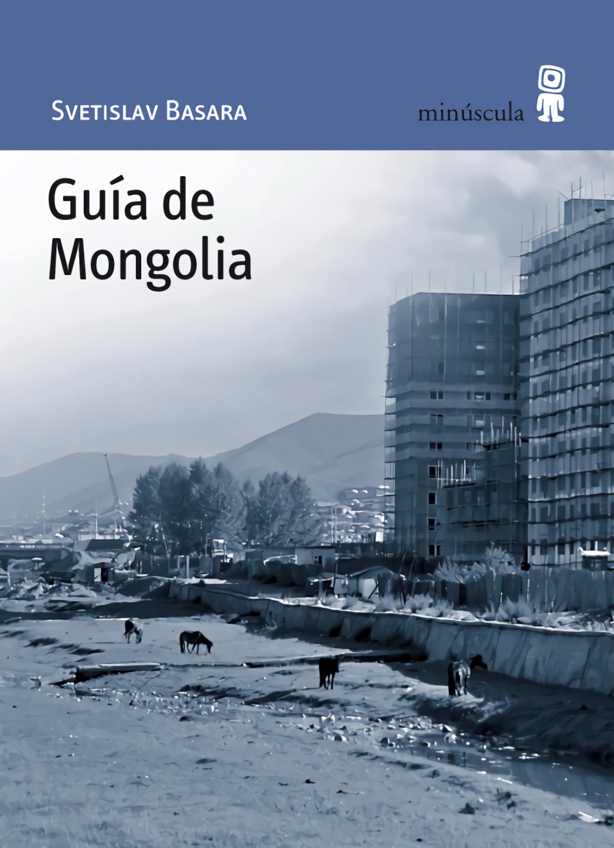 Guía de Mongolia 9788495587589