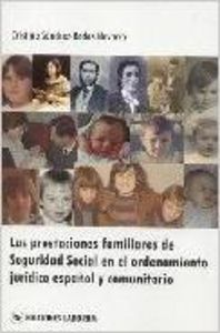 Las prestaciones familiares de Seguridad Social en el ordenamiento jurídico espa