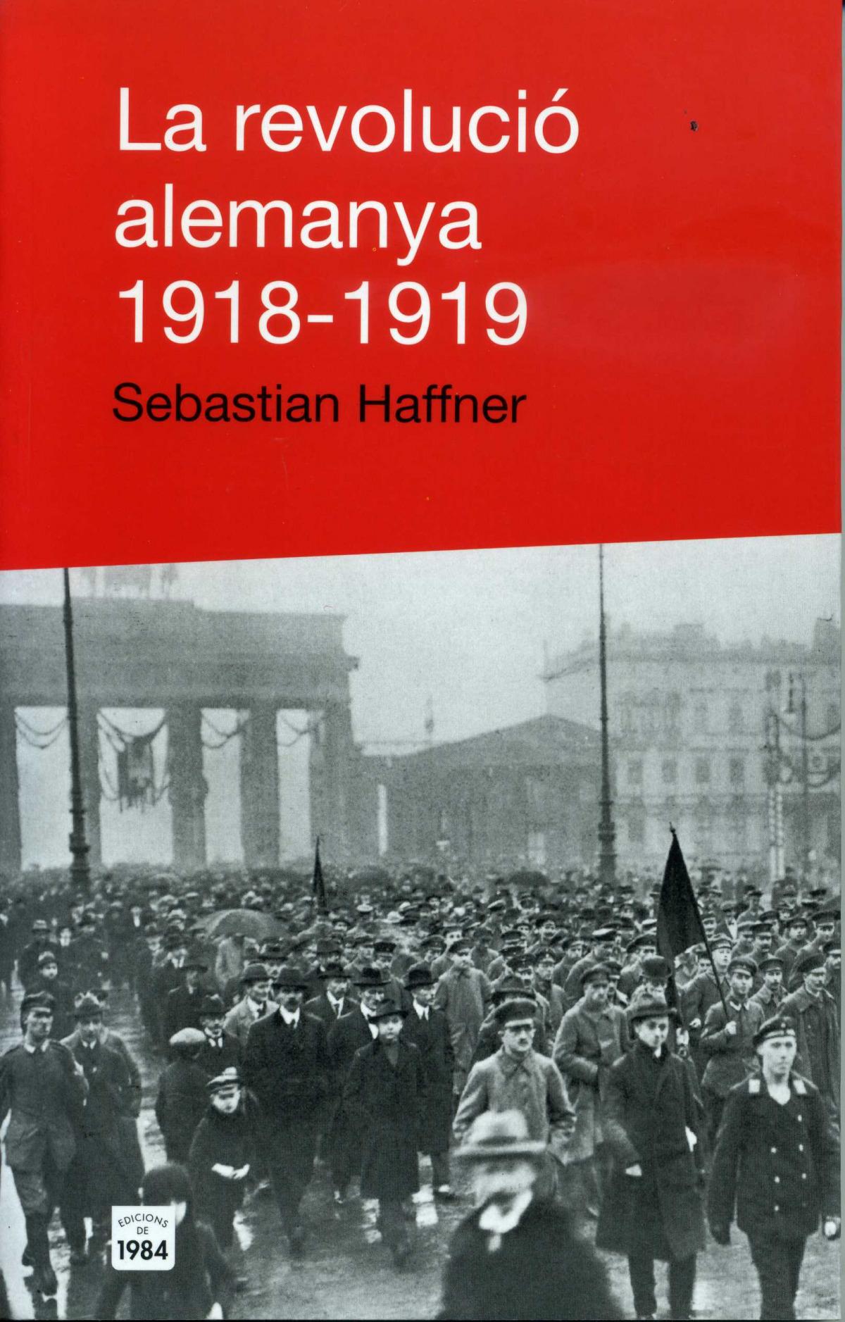 La revolució alemanya 1918-1919