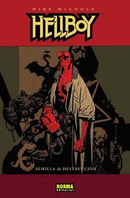 Hellboy, 1 Semilla Destrucción