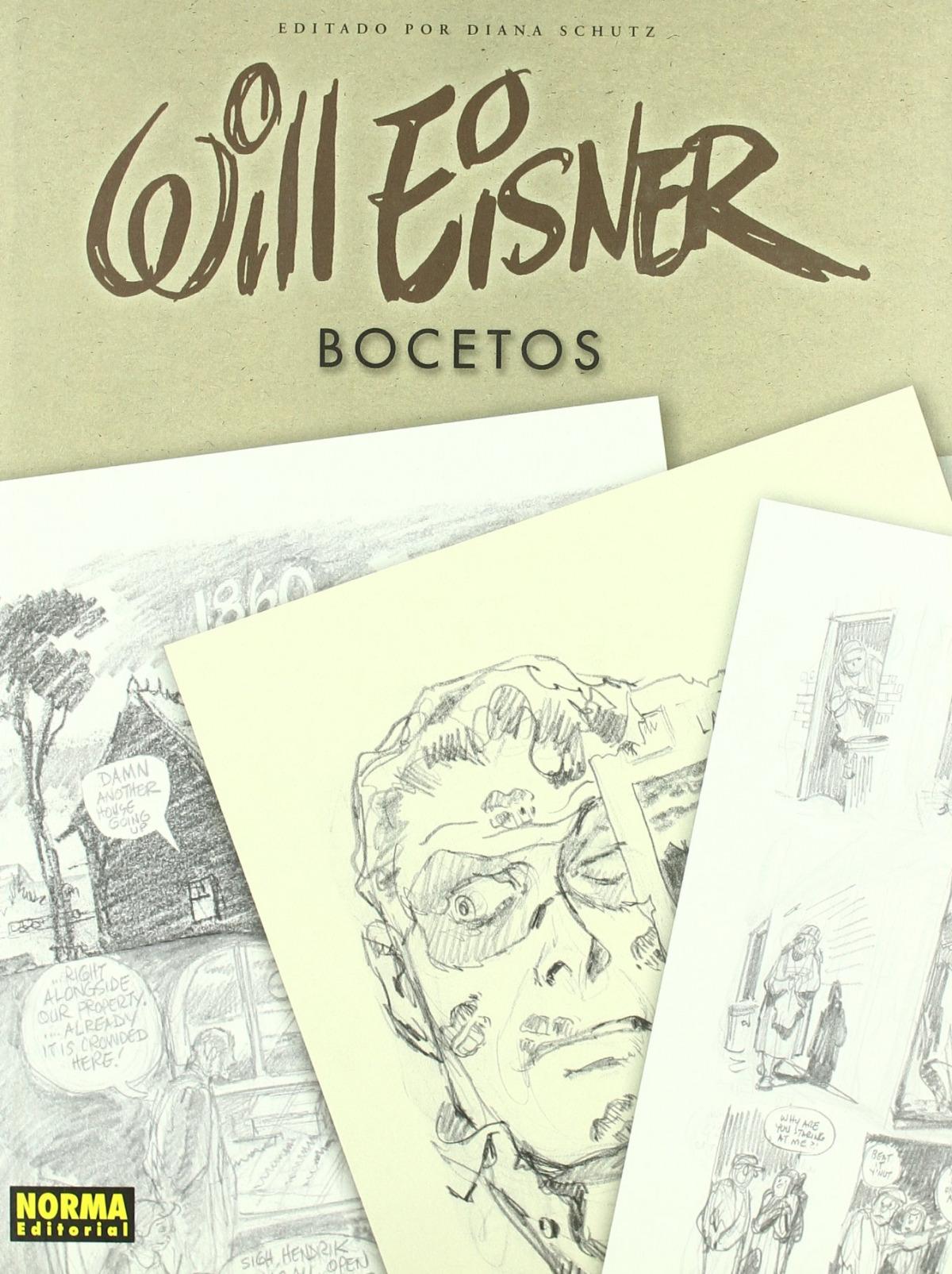 Will Eisner: Bocetos