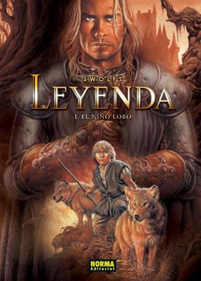 Leyenda, 1 Niño Lobo