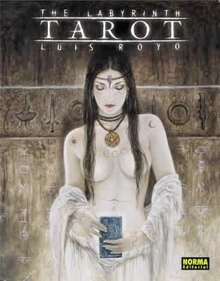 The Labyrinth: Tarot , Edición Lujo