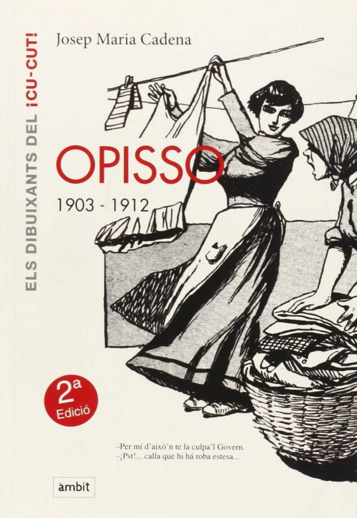Opisso 1903-1912 9788496645165