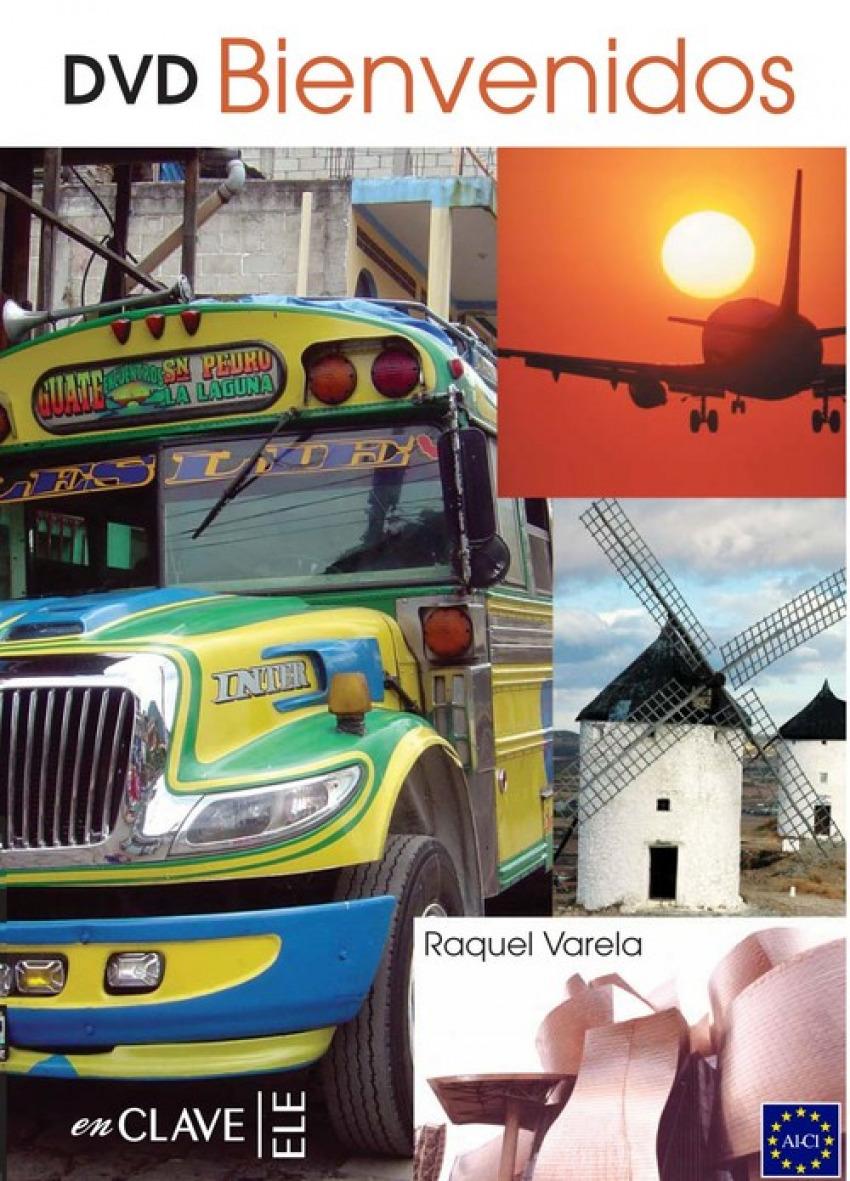 BIENVENIDOS 1, 2, 3 DVD