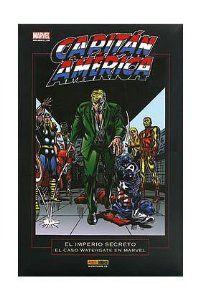 Capitán América, El Imperio Secreto