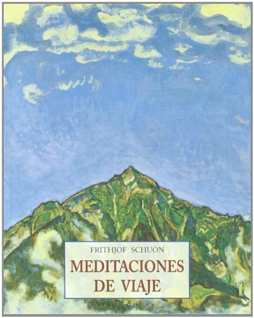 Meditaciones de viaje