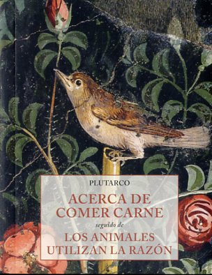 ACERCA DE COMER CARNE