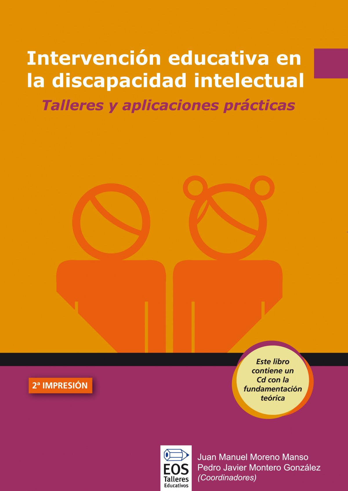 INTERVENCION EDUCATIVA EN LA DISCAPACIDAD INTELECTUAL