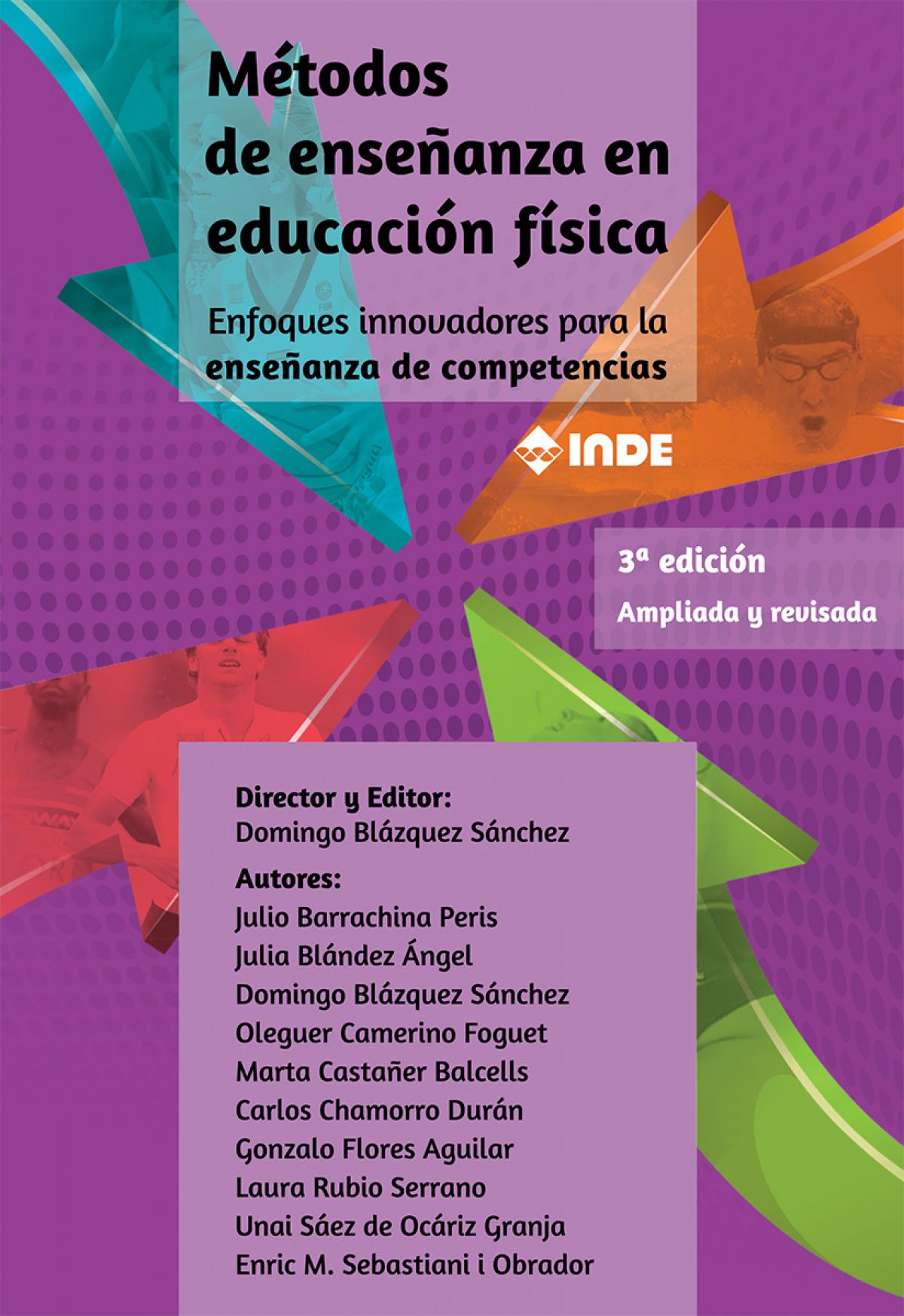 METODOS ENSEÑANZA EDUCACION FISICA 3ºEDIC.AMPLIADA REVISADA