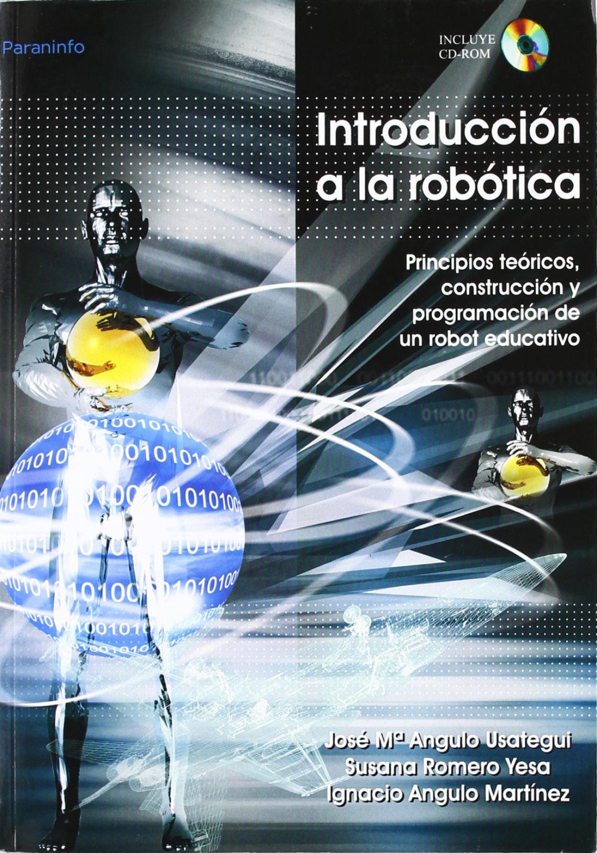 Introducción a robotica 9788497323864