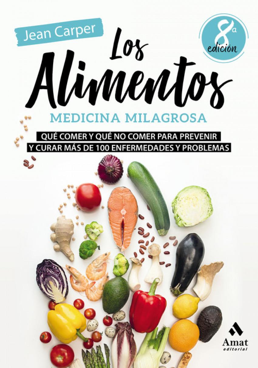 LOS ALIMENTOS. MEDICINA MILAGROSA