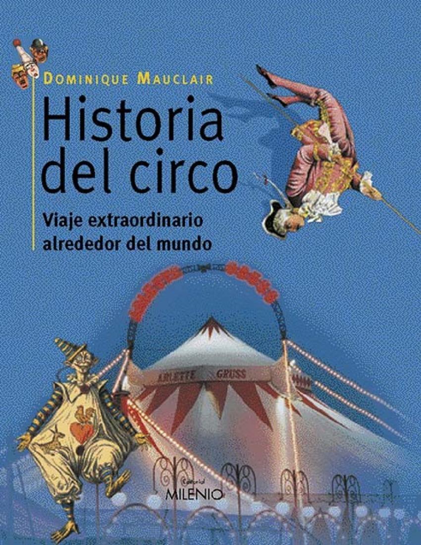 Historia del circo 9788497430807
