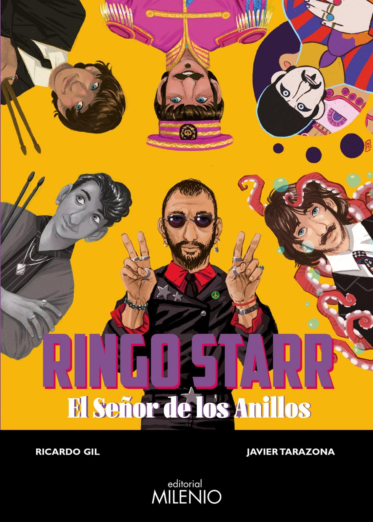 Ringo Starr. El señor de los anillos