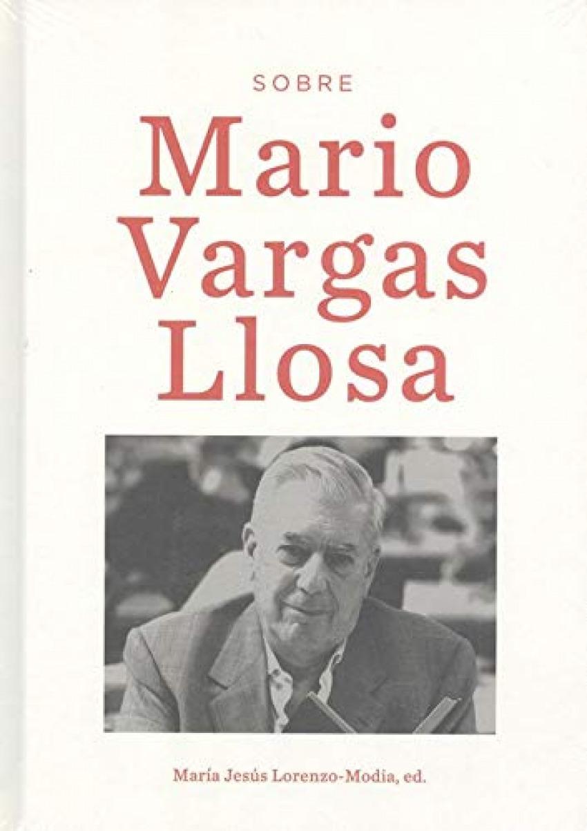 Sobre Mario vargas Llosa