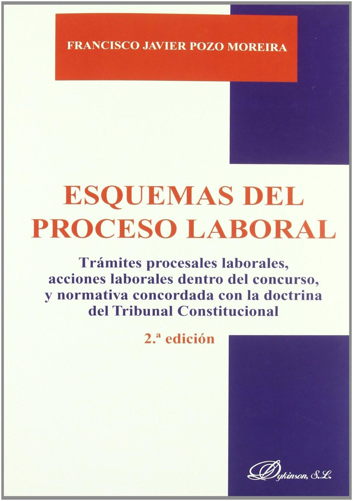 ESQUEMAS PROCESO LABORAL