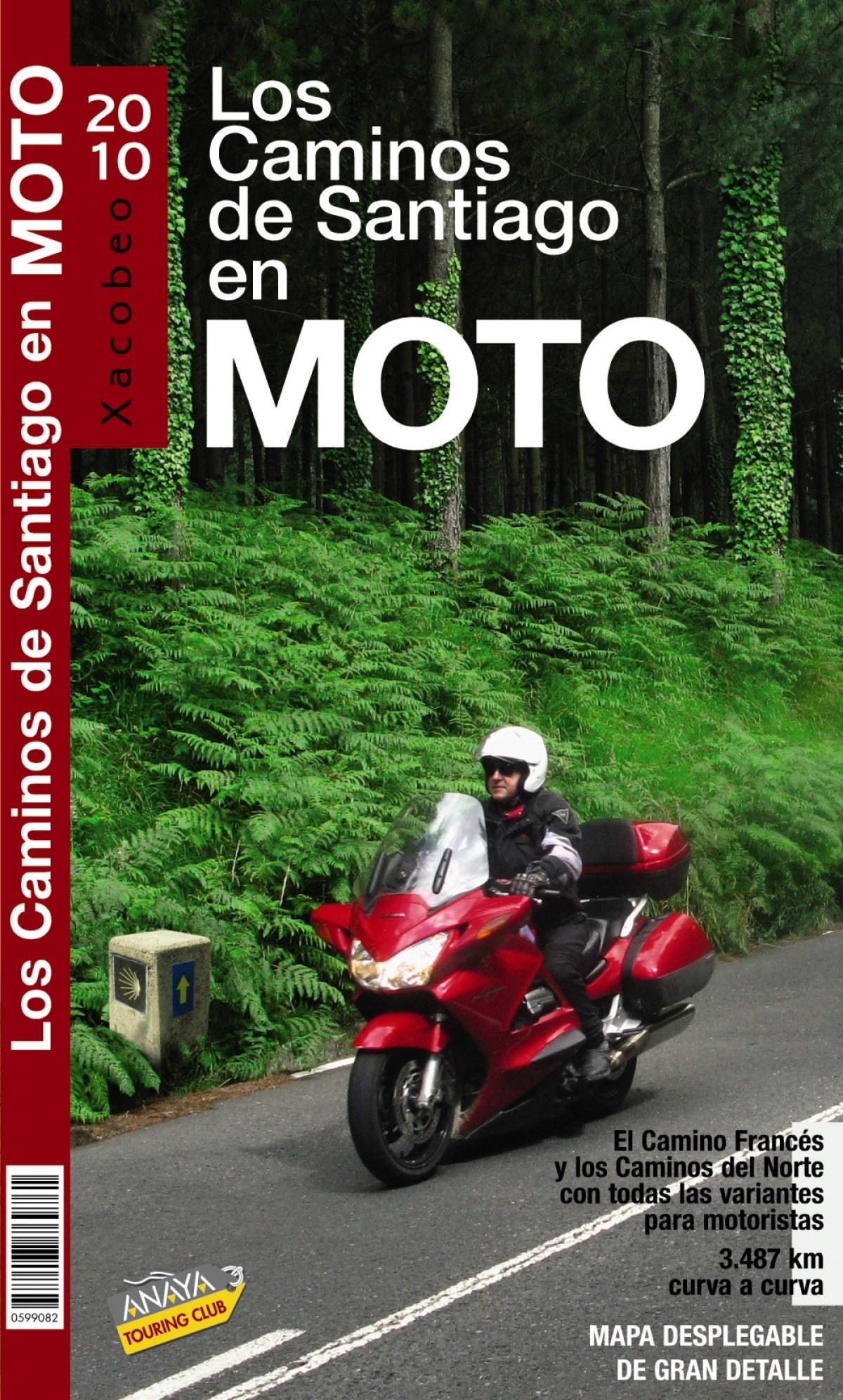 Los Caminos de Santiago en moto