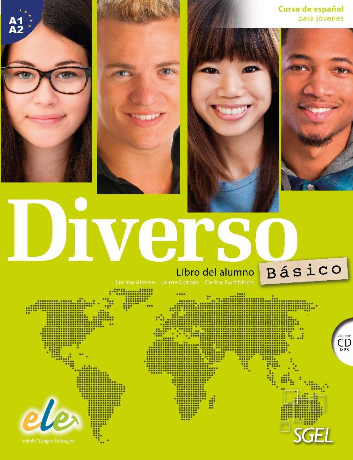 Diverso básico alumno +cd